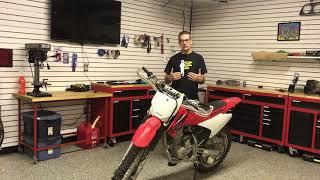 9. Honda CRF230F Review