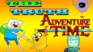 Cartoon Conspracy Theory | The Truth Behind Adventure Time | Finn In  A Coma?!
