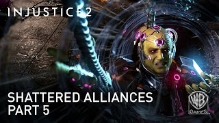 Injustice 2's latest trailer introduces Brainiac