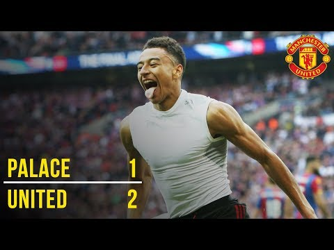 Manchester United 2-1 Crystal Palace (2016) | FA Cup Final Classic | Manchester United