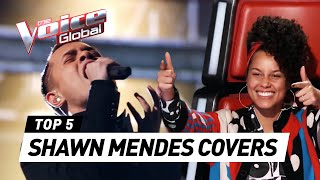 Video BEST SHAWN MENDES songs on The Voice | The Voice Global MP3, 3GP, MP4, WEBM, AVI, FLV Agustus 2018