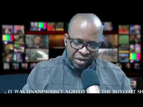 Live TV: Why Nnamdi kanu Call-off election Boycott -Uche mefor Drop Important Notice to IPOB family