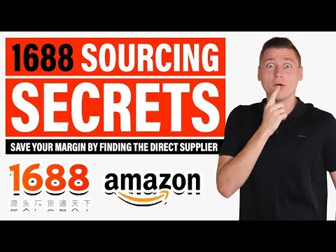 STOP USING ALIBABA! - Find Direct Chinese Manufacturers & Suppliers on 1688 For Amazon FBA 2020