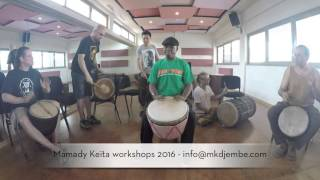 about drumming