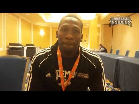 Imoan Claiborne Interview 1/22/2015 video.