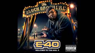 E-40 - Stove On High (Feat. Stresmatic) HQ