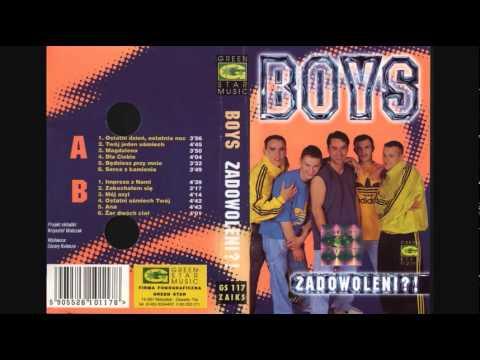 BOYS - Zakochałem się (audio)