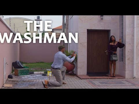 THE WASHERMAN (Ik Ogbonna) - New Latest Nigerian Nollywood 2019 Movies