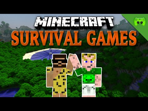 MINECRAFT SURVIVAL GAMES # 1 - Kommt doch! «» Let's Play Minecraft Together | HD