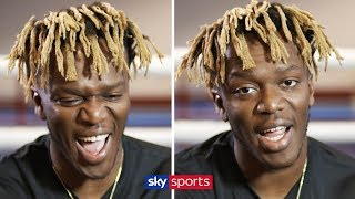 'THE LOSER WILL BE TORMENTED FOREVER!' - KSI on Logan Paul rivalry & his boxing ambitions (IN DEPTH)