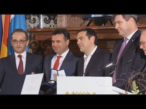 Αλ. Τσίπρας: Βάλαμε τις βάσεις για ένα νέο μέλλον στα Βαλκάνια