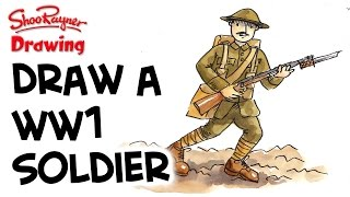 Nonton How To Draw A Ww1 British Soldier Film Subtitle Indonesia Streaming Movie Download