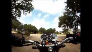 9. 2013 Moto Guzzi V7 Stone Quick Ride - City, Highway, Corners
