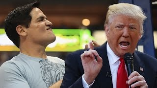 Mark Cuban Running Against Donald Trump For President? by Obsev Sports
