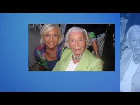 Παρίσι: Απεβίωσε η θρυλική σχεδιάστρια Μαρί Λουίζ Καρβέν