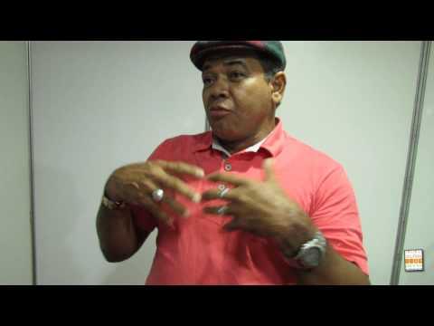 Luiz Bento, no Melhor São João Pé de serra em Bananeiras - PB.