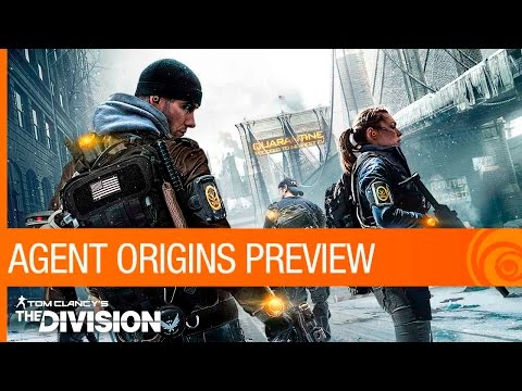 Tom Clancy's The Division: Agent Origins Preview | Ubisoft [NA]