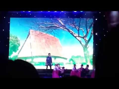 Chiếc Khăn Piêu - Quang Anh- Fancam [ShowĐối Mặt]