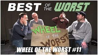 Video Best of the Worst: Wheel of the Worst #11 MP3, 3GP, MP4, WEBM, AVI, FLV Oktober 2018