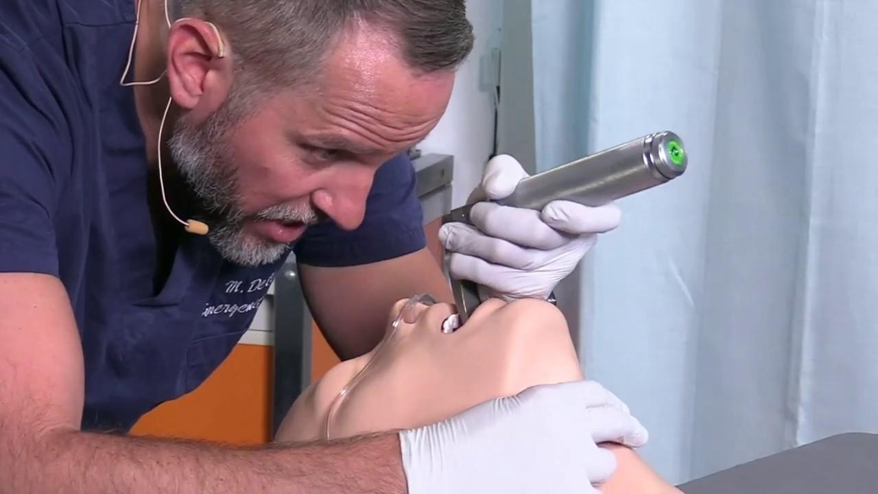 Intubation Procedure Setup and Technique