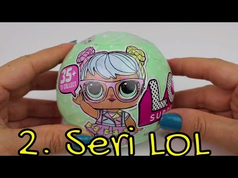 Video LOL Sürpriz Bebek Challenge!! - 1. Sezon VS 2. Sezon!! - 2. Seri L.O.L Bebek Açımı - Bidünya oyuncak download in MP3, 3GP, MP4, WEBM, AVI, FLV January 2017