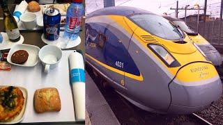 Video Berlin - London by High-Speed Train in First Class (Eurostar) MP3, 3GP, MP4, WEBM, AVI, FLV Agustus 2019