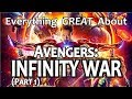 Download Lagu Everything GREAT About Avengers: Infinity War! (Part 1) Mp3 Free