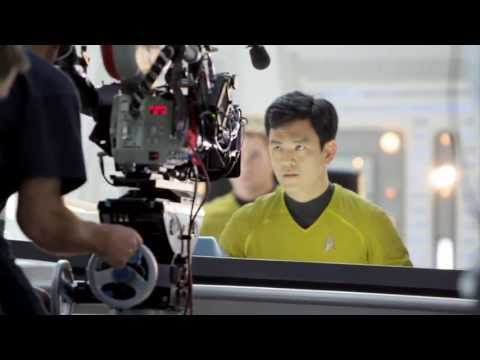 sulu - http://bit.ly/17ESXAz - Star Trek Into Darkness Trailer! http://bit.ly/clevvermovies - Click to Subscribe! http://Clevver.com - Visit our site! http://Facebo...