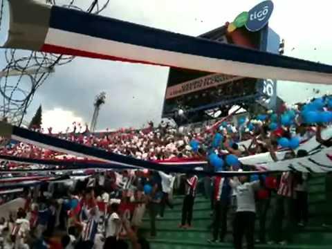 ¡ SALE LEÓN !  Ultra Fiel semifinales Olimpia vs herediano - La Ultra Fiel - Club Deportivo Olimpia