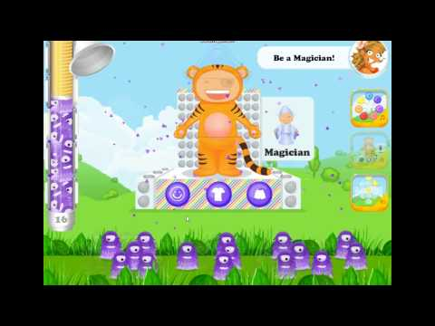 Video of Teeny Tinies Toddler Game