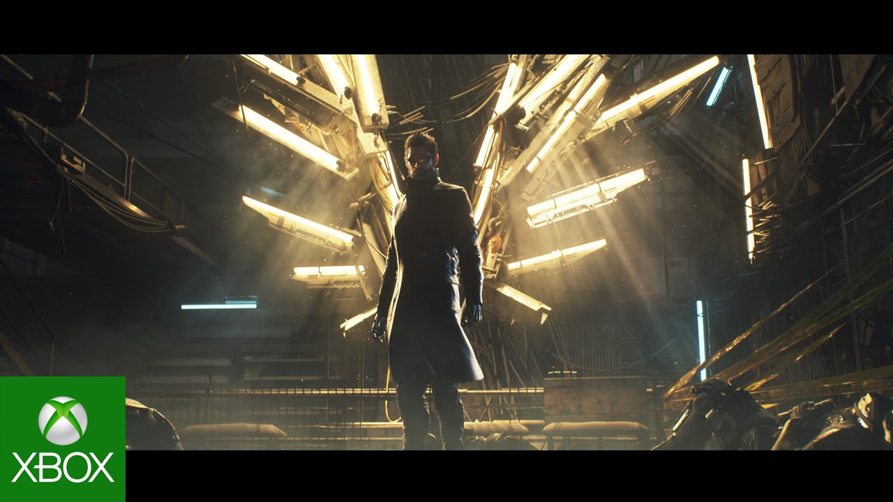 Deus Ex: Mankind Divided – Announcement Trailer