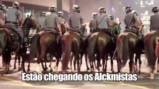 Os Alckmistas Estão Chegando