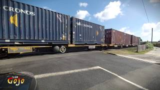 Ulverstone Australia  City new picture : Tas Rail Freight Train Ulverstone, Tasmania