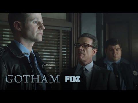Gotham 2.01 (Clip 'Resignation')