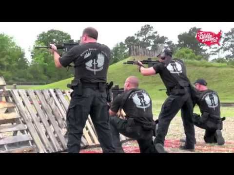 Grueling LA SWAT competition attracts the top teams across the state