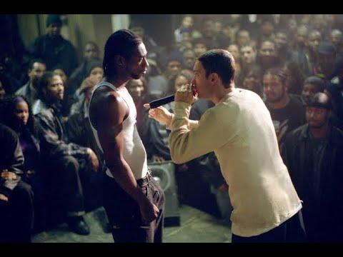 Eminem vs lotto - Sub Indo [HD] Rap Battle 8 mile - Part 2
