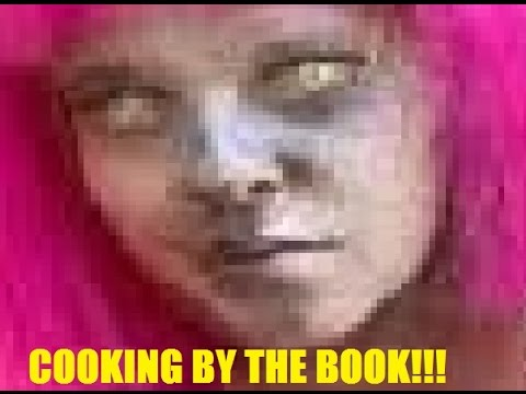 Cooking By The Book But Every Book Makes It Spookier