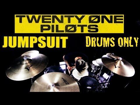 Twenty One Pilots - Jumpsuit - DRUMS ONLY