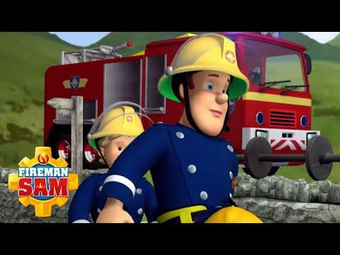 No Rescue too Big! | Fireman Sam ⭐️ Best of Season 7  | Cartoons for Children