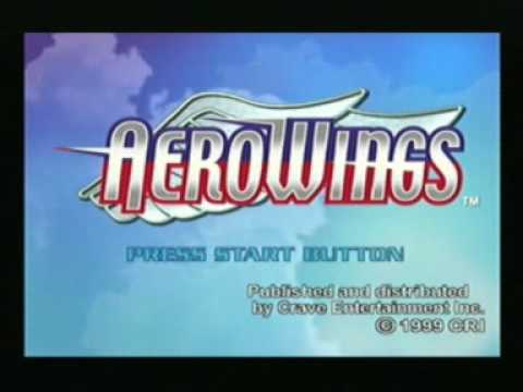aerowings dreamcast ign