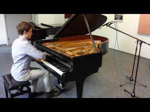 Bach Toccata C minor