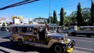 San Pedro Philippines  City new picture : Daylight Traffic in San Pedro, Philippines