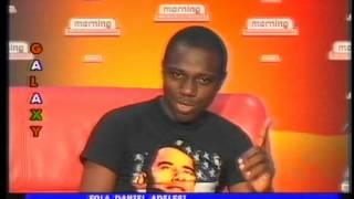 Excuses: Fola Daniel Adelesion