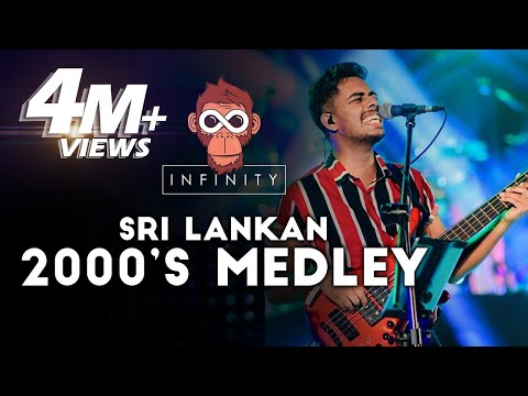 Sri Lankan 2000's Medley - Infinity live at Interflash 2020