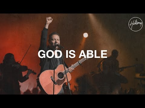 God Is Able - Hillsong Worship
