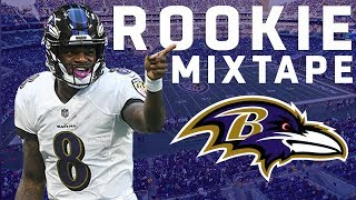 Lamar Jacksons' Epic Rookie Mixtape: From Backup to Youngest QB to Start in Playoffs by NFL