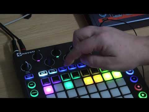 32 Free Patches Pack For The Novation Circuit - Sound Demo