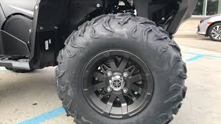 8. 2018 Yamaha Grizzly S E  | First Look