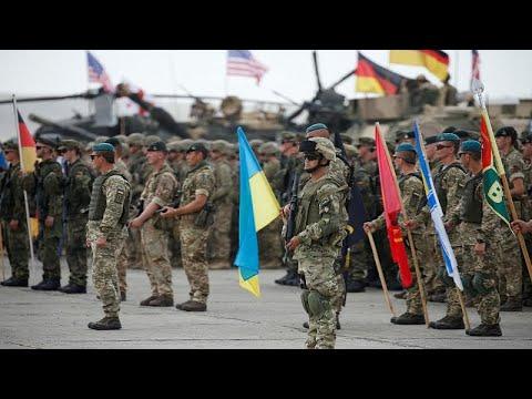 Μεγάλη στρατιωτική άσκηση του ΝΑΤΟ στην Γεωργία