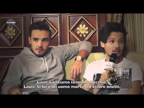 One Direction on Radio KissKiss, Milano – SUB ITA